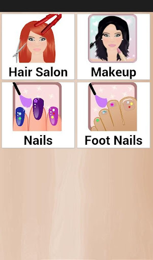 Girl Salon games