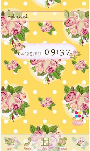 Old Rose Wallpaper Theme 1.3 Windows u7528 4