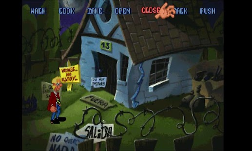 ScummVM plugin: drascula - screenshot thumbnail