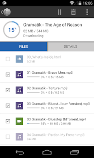 BitTorrent® Pro - Torrent App - screenshot thumbnail