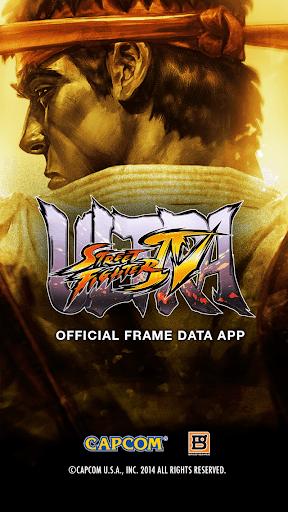 Official Frame Data App