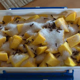 Mango Preserve.