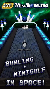 AMP Minibowling- screenshot thumbnail