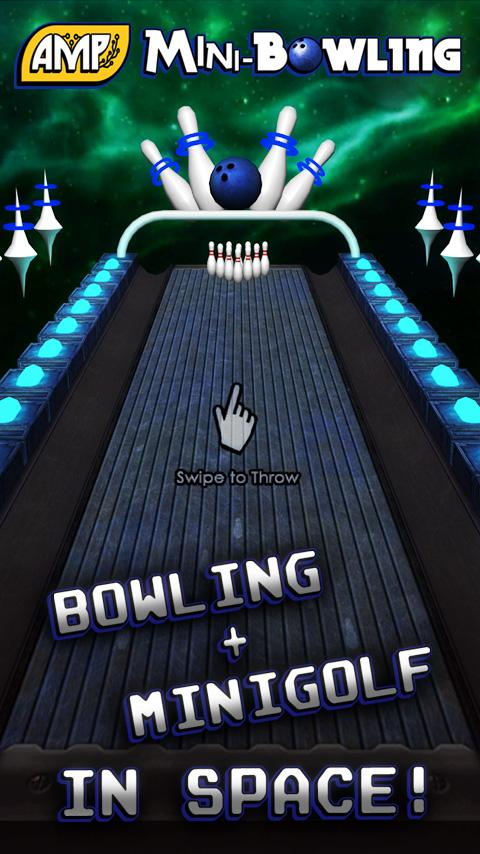 AMP Minibowling- screenshot
