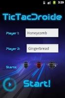 Screenshot of Honeycomb TTD Theme