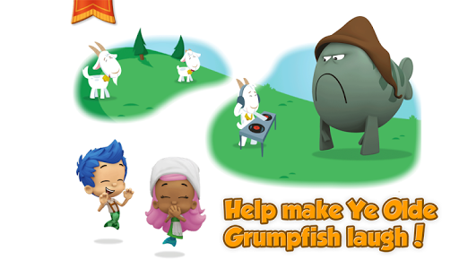 Bubble Guppies: Grumpfish Apk Download Free for PC, smart TV