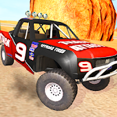 Dirt Truck 4x4 Offroad Racing