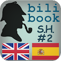 Sherlock Holmes #2 eng/spa pro icon