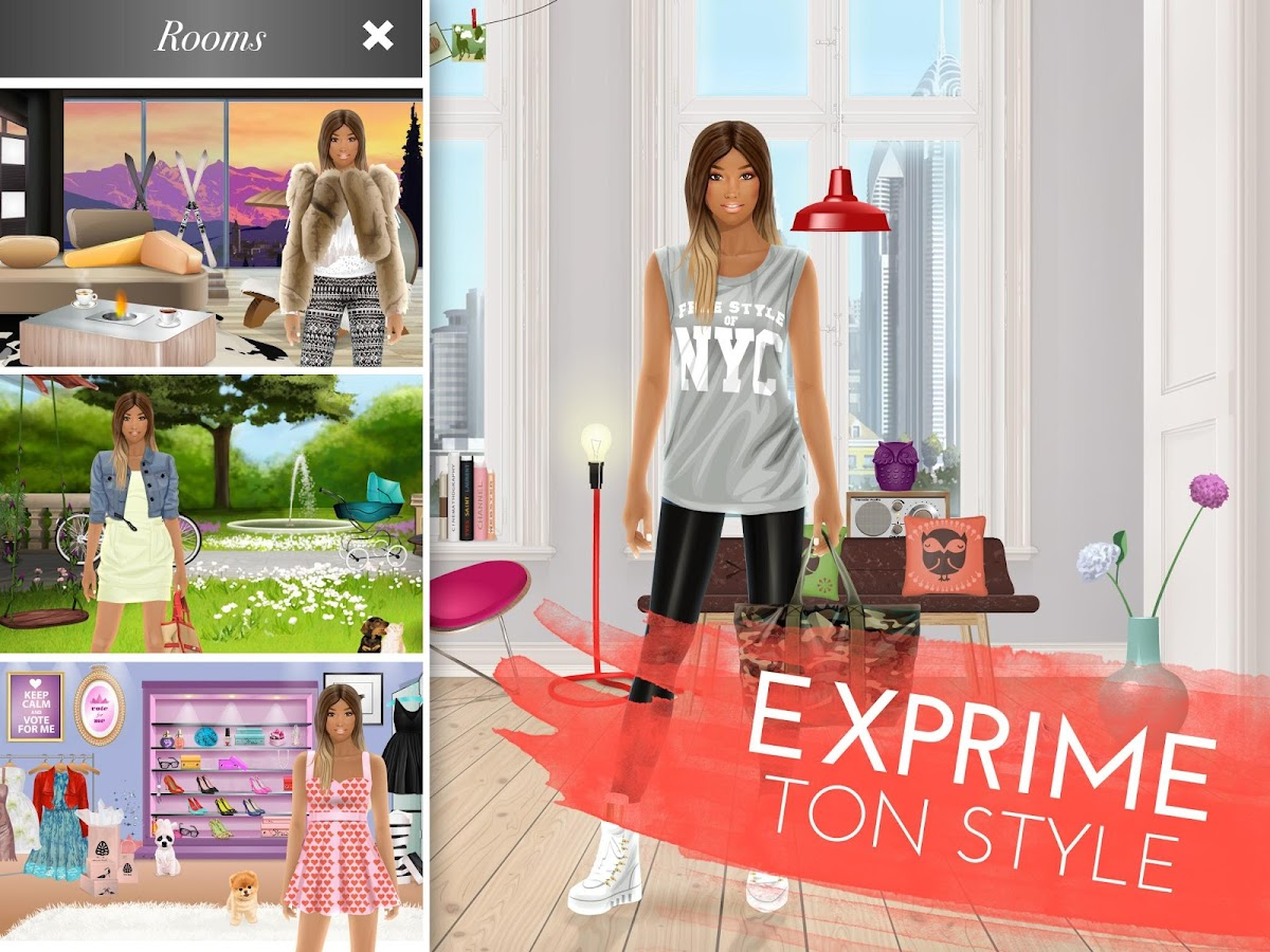 Imagine games online free fashion designer 19