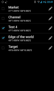 GPS Status PRO - key (25% off) - screenshot thumbnail