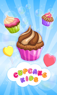 Cupcake Kids - Cooking Game- screenshot thumbnail