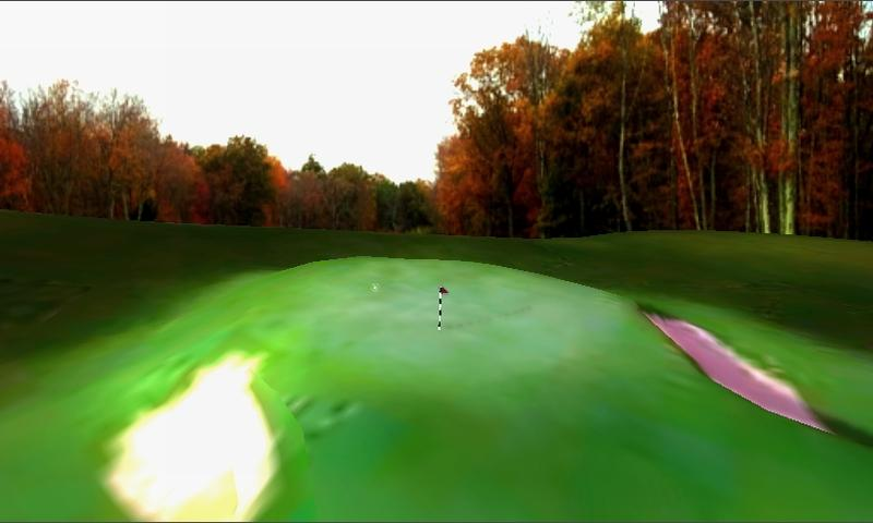 Golf nearest the pin Lite - screenshot