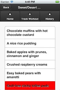 Lastest Low Fat Recipes+ APK for Android
