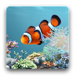 aniPet Aquarium Live Wallpaper v2.5.2