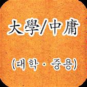 대학/중용(大學/中庸) : 원문(독음/해설/현토)