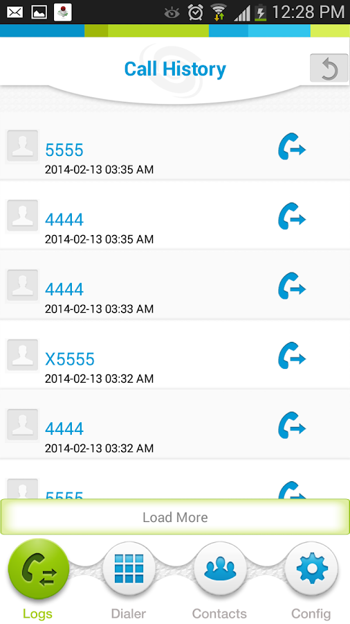 PBX Fone- screenshot