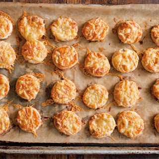 Bite-Size Bacon and Cheese Scones.