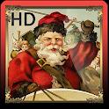 Christmas Vintage HD LWP icon