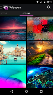 ZEDGE™ Tonos y Fondos - screenshot thumbnail