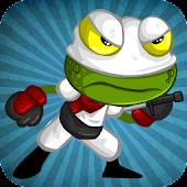 Ninja Frog Run