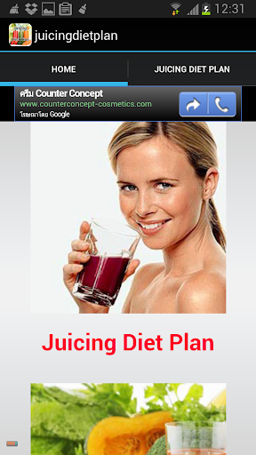 Juicing Diet Plan
