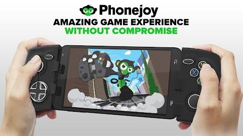 Phonejoy - Gamepad Games List Screenshot 1
