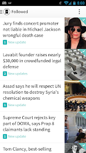 Circa News - screenshot thumbnail