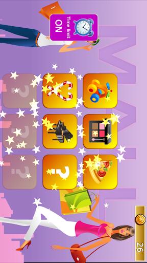 Shopping Memory Game: Matchup