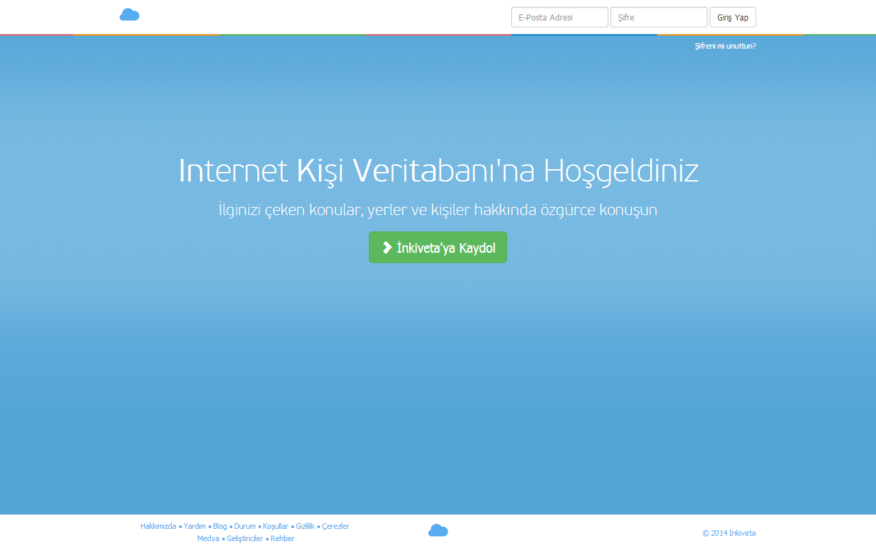 Inkiveta- screenshot