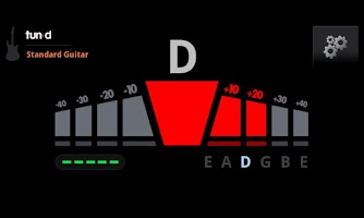 Screenshot of Tun-d Free Tuner  (Outdated)