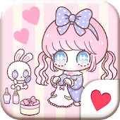 Cute wallpaper★Girls Room
