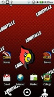 Screenshot of Louisville Live Wallpaper HD
