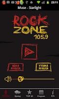 Screenshot of RockZone