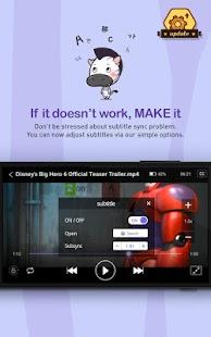 KMPlayer (HD Video,Media,Free) - screenshot thumbnail