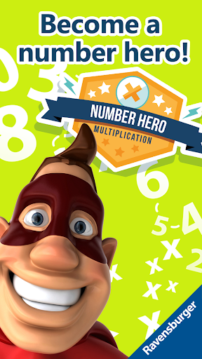 Number Hero: Multiplication