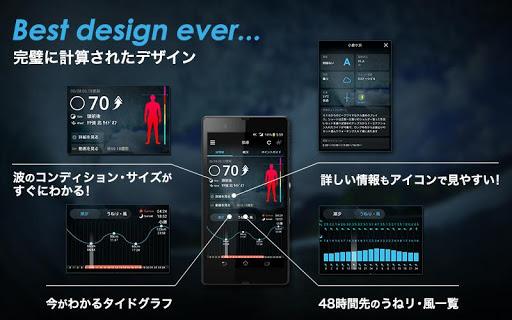 なみある?アプリ サーフィン&波情報