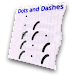 Dots and Dashes Icon