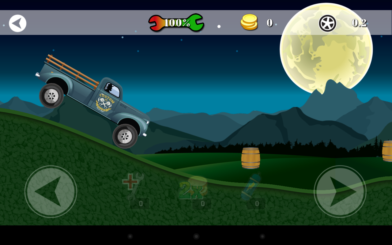 Moonshine Runners 2- screenshot