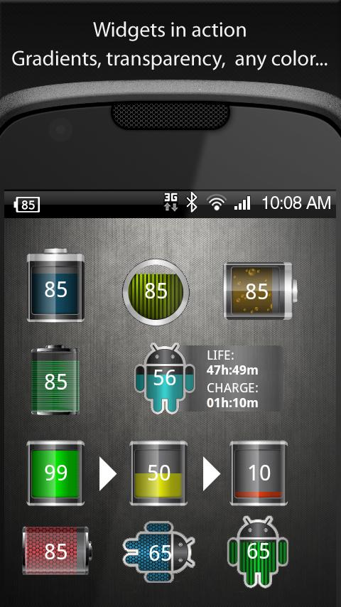 The Battery Pro- screenshot