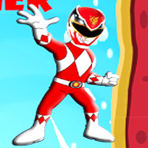 Red Ranger Fast Jump Game for PC and MAC