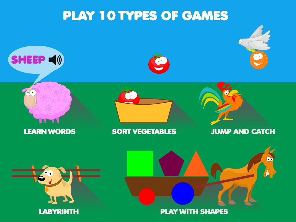 play free games for kids under 9 to 10