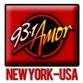 Amor 93.1 FM New York - USA