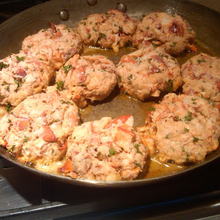 Lobster Cakes.