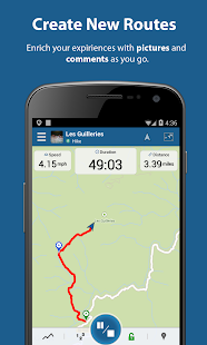 PinRoute - Trail Tracker- screenshot thumbnail