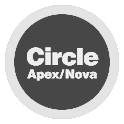 Circle icons (Apex/Nova) icon