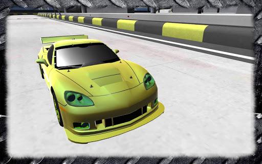 3D Races Tracks Simulator 2014