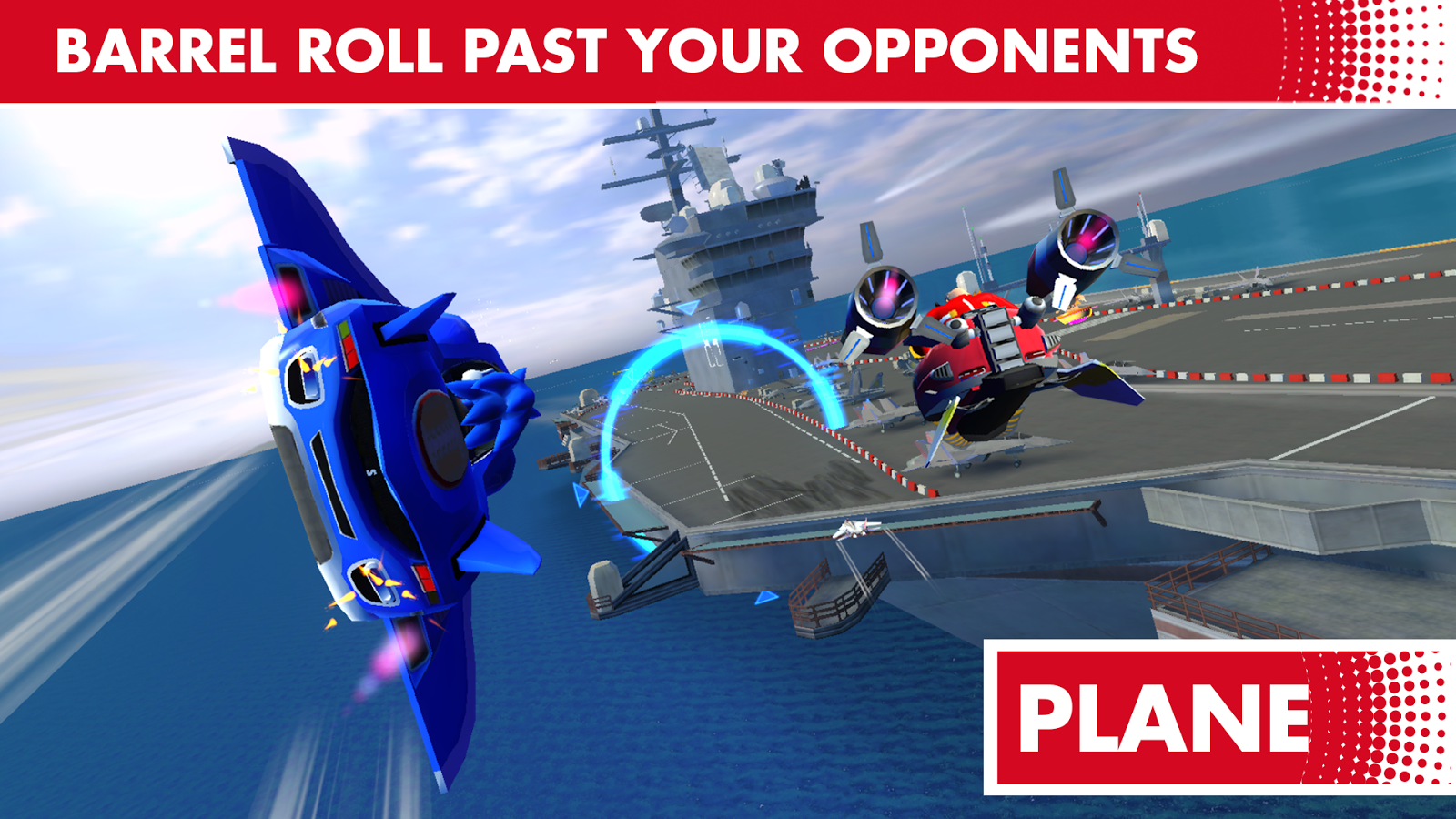 Sonic Racing Transformed- screenshot