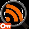 Newsearcher Licensekey logo