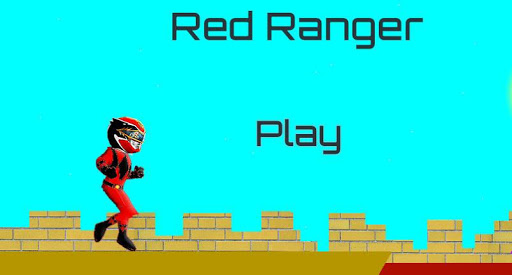 Red Rangers Jumping Game