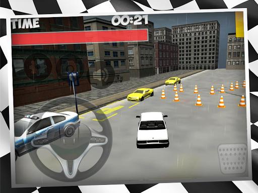 停車場挑戰3D